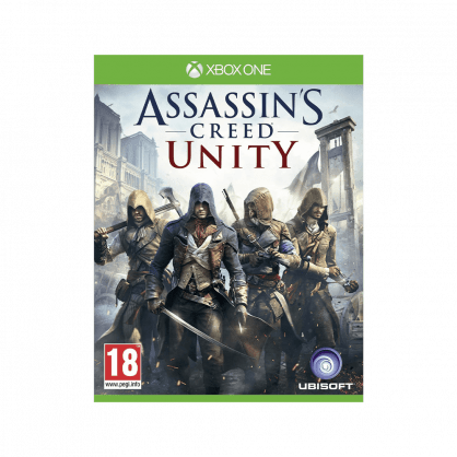 Assassin's Creed: Unity (Xbox)