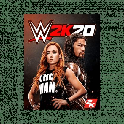 WWE 2K20 (PC)