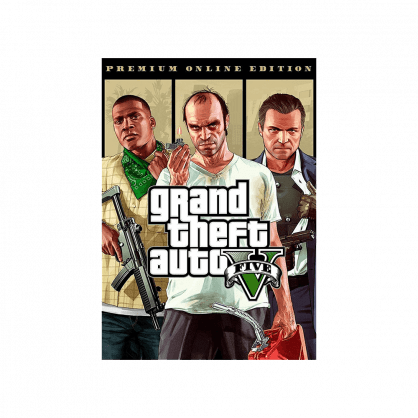 Grand Theft Auto V: Premium Online Edition (PC)