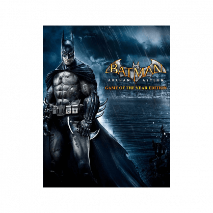Batman: Arkham Asylum – Game of the Year Edition (PC)