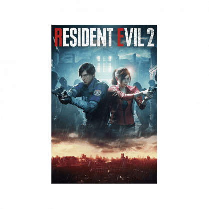 Resident Evil 2 / Biohazard RE:2 (PC)