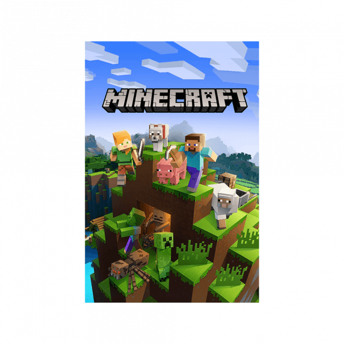 Minecraft: Windows 10 Bedrock Edition (PC)
