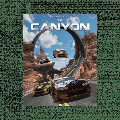 TrackMania 2: Canyon (PC)