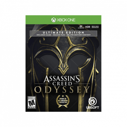 Assassin's Creed Odyssey Ultimate Edition (Xbox)
