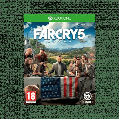 Far Cry 5 (Xbox)