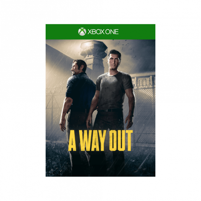 A Way Out (Xbox)