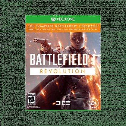 Battlefield 1: Revolution (Xbox)