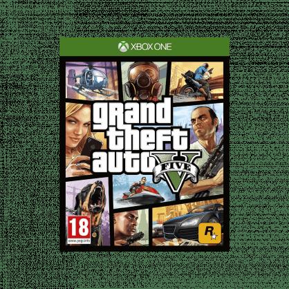 Grand Theft Auto V (Xbox)