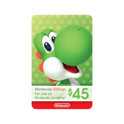 $45 Nintendo eShop Gift Card (US)