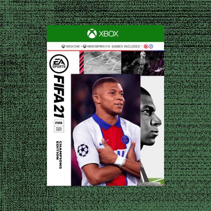 FIFA 21 Champions Edition (Xbox)