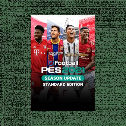 eFootball PES 2021 Season Update Standard Edition (PC)