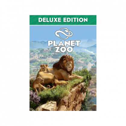 Planet Zoo Deluxe Edition (PC)